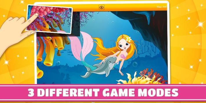 Princesses and Fairies Puzzles screenshot 2