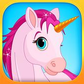 Pony & Unicorn for Girls II icon