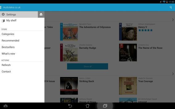 Audioteka screenshot 4