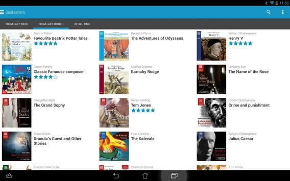 Audioteka screenshot 5