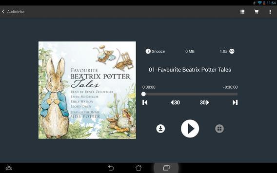 Audioteka screenshot 7