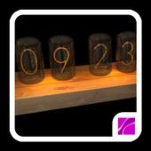 Tube Clock icon