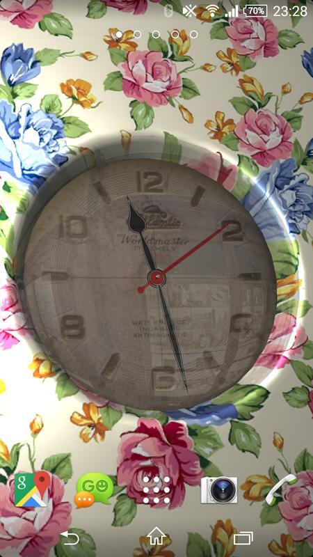 Calendar Clock Wallpaper : Clock and calendar d apk baixar grátis personalização