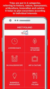 Meet Poland - Travel Guide poster