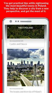 Meet Poland - Travel Guide screenshot 1