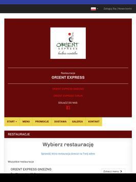Orient Express screenshot 4