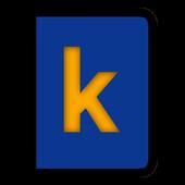 Upload To Kindle icon