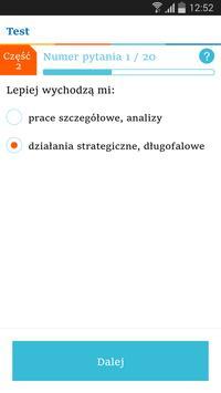 Kierunek Rozwoju. Jakie Studia screenshot 5