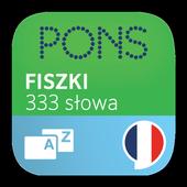 Fiszki PONS - 333 słów francuskich icon
