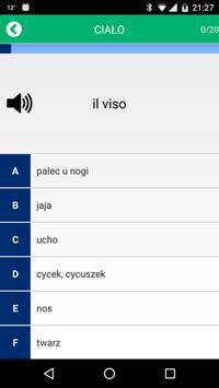 Fiszki na ostro PONS - włoski screenshot 4