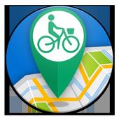 BikeSpot - rowery miejskie icon