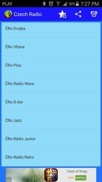 Czech Radio Stations ( Čeští ) poster
