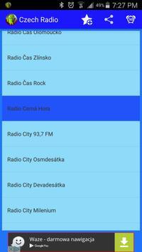 Czech Radio Stations ( Čeští ) apk screenshot