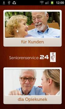 SeniorenService24 poster