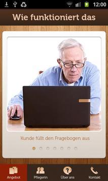 SeniorenService24 apk screenshot