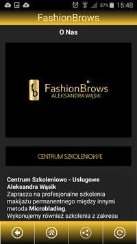 FashionBrows apk screenshot
