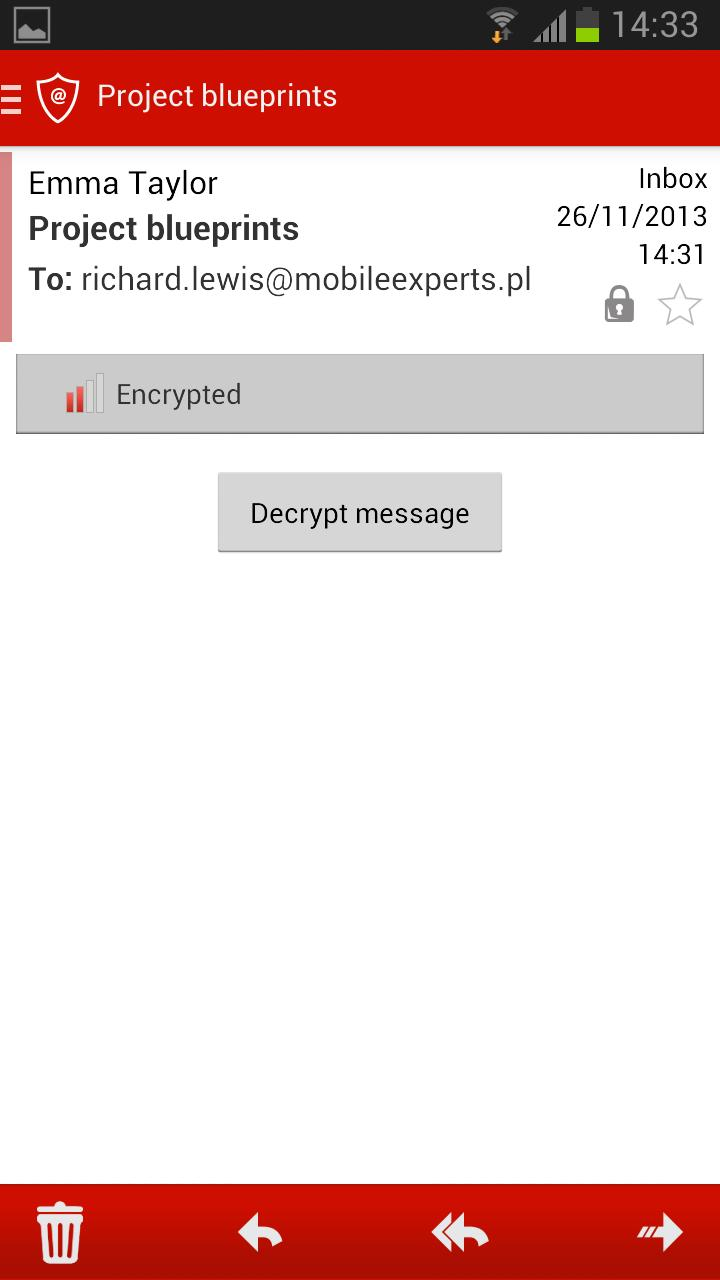 my Secure Mail - email client for Android - APK Download