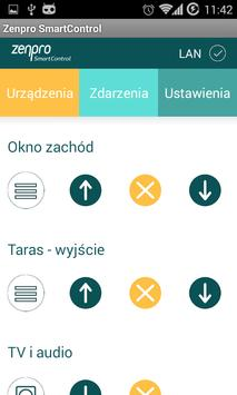 Zenpro SmartControl screenshot 1