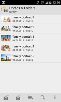 Photos & Folders apk screenshot