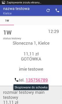 Maxi Dostawca screenshot 1