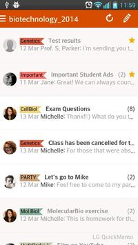 Mail4Group apk screenshot