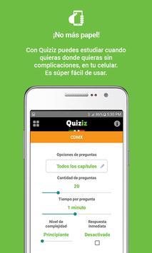 Quiziz Manejo screenshot 1