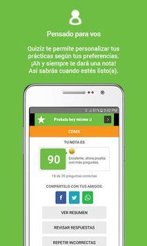 Quiziz Manejo screenshot 3