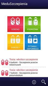 MeduSzczepienia poster