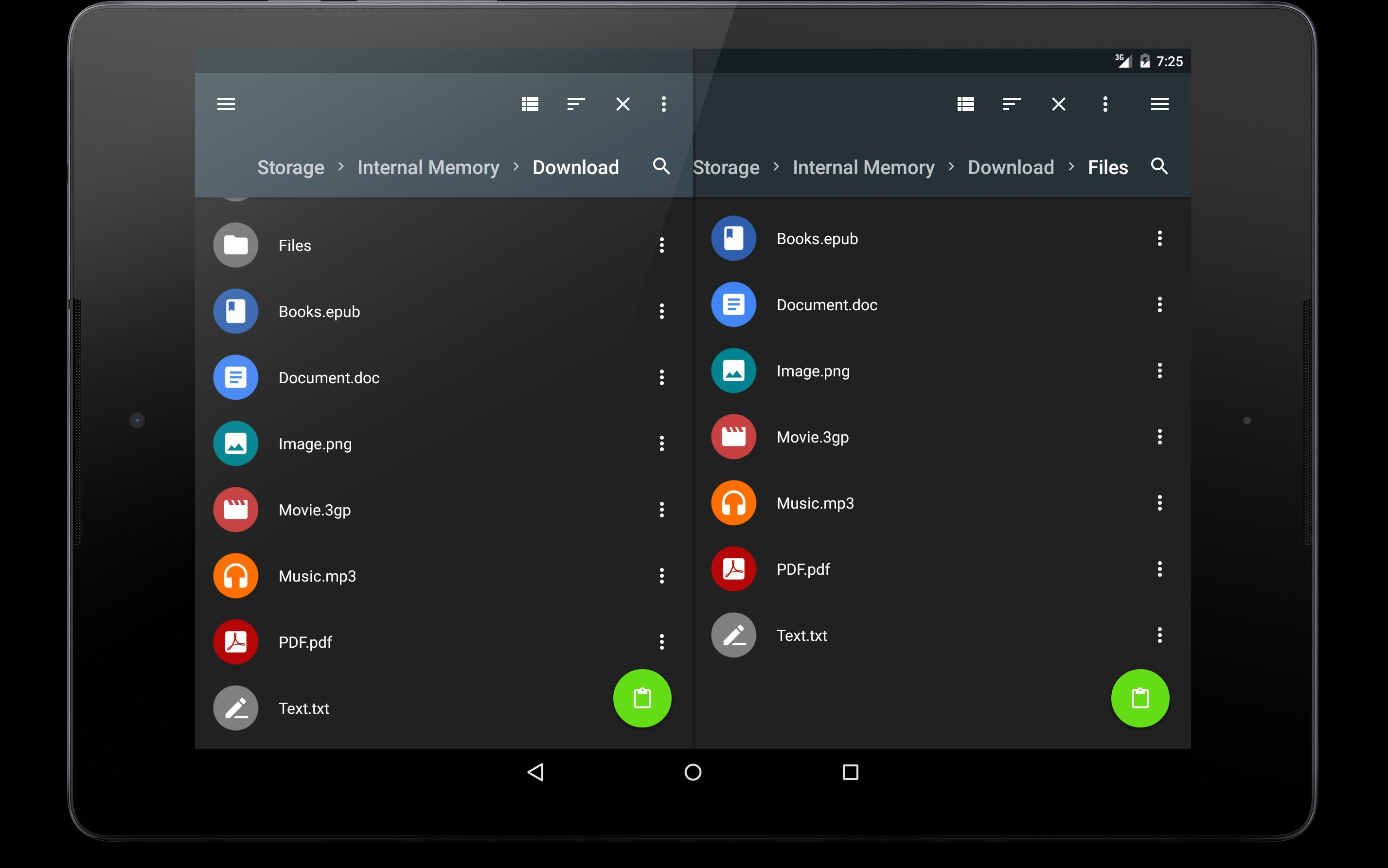 Download game android MK Explorer (File manager)