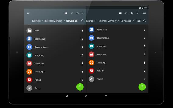 MK Explorer (File manager) screenshot 6