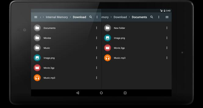 MK Explorer (File manager) screenshot 9
