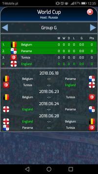 True Football National Manager apk スクリーンショット