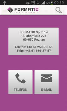 FormatIQ apk screenshot