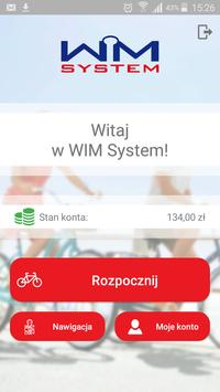 WIM System poster