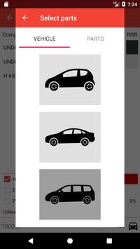 CarColor Mobile apk screenshot
