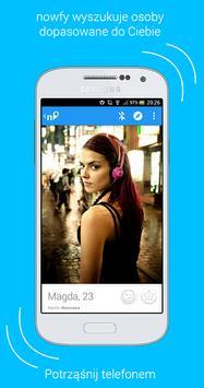 nowfy - nowoczesna społeczność apk screenshot
