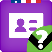 Quiziz U.S. Citizenship icon