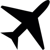 Flight fun icon