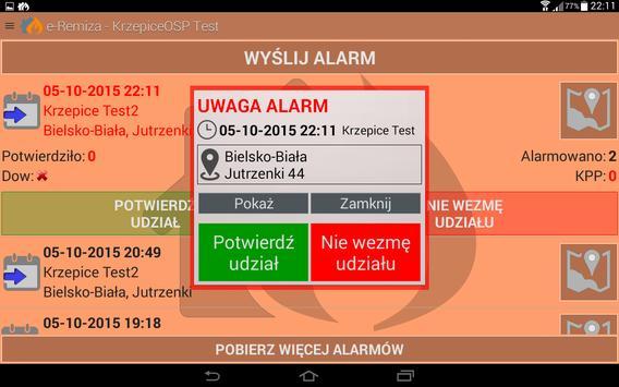 e-Remiza apk screenshot