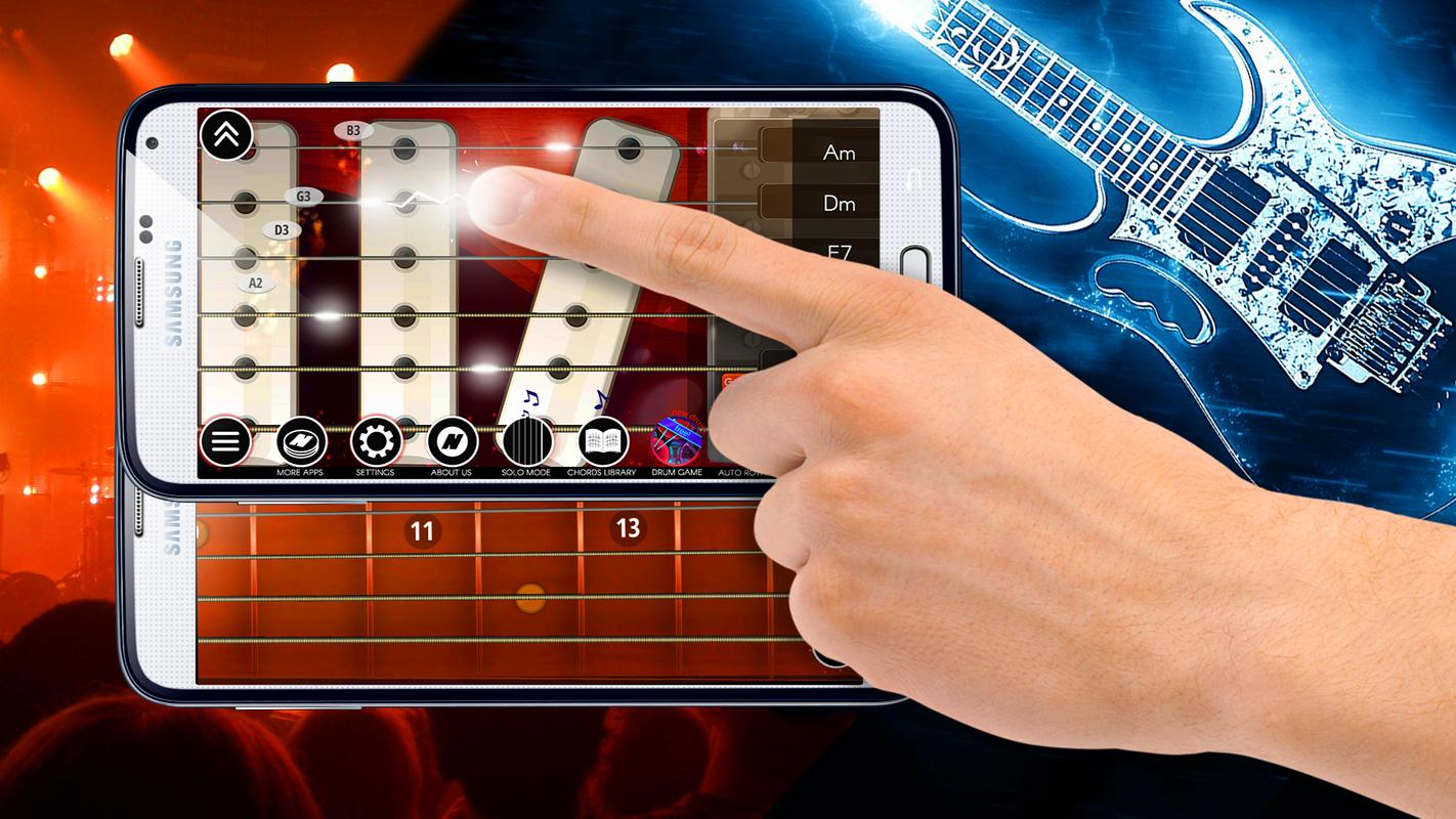 best electric guitar apk download free music audio app for android