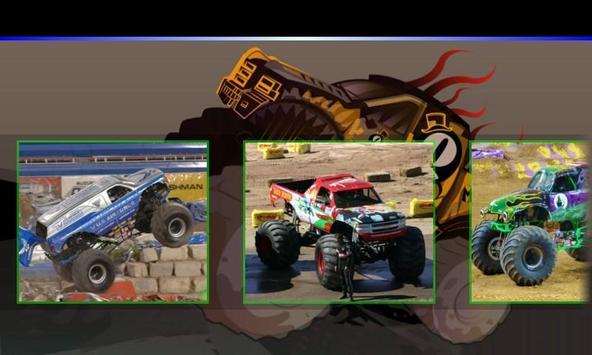 Best Monster Trucks poster