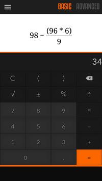 Calculator apk screenshot