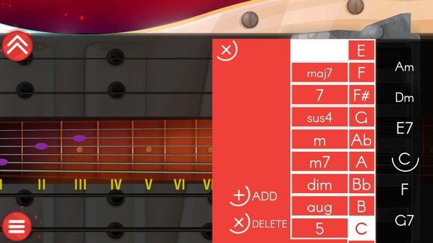 Real Electric Guitar screenshot 20