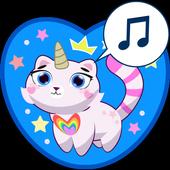 Kittycorn Ringtones icon