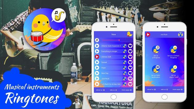 Musical Instruments Ringtones screenshot 16