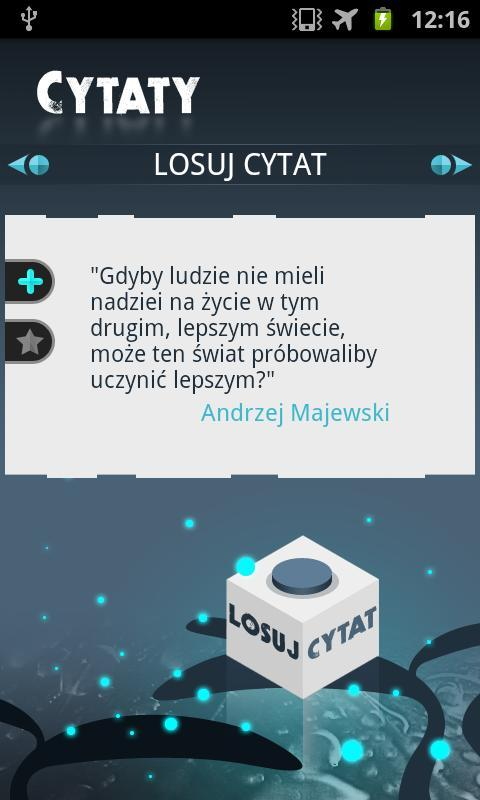 Cytaty For Android Apk Download