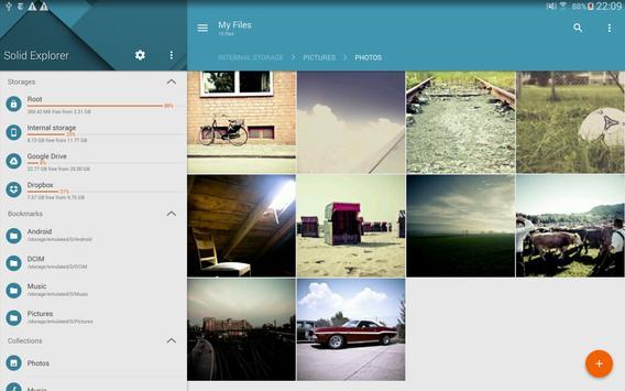 Solid Explorer File Manager APK-screenhot
