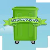 Akcja -  Segregacja icon