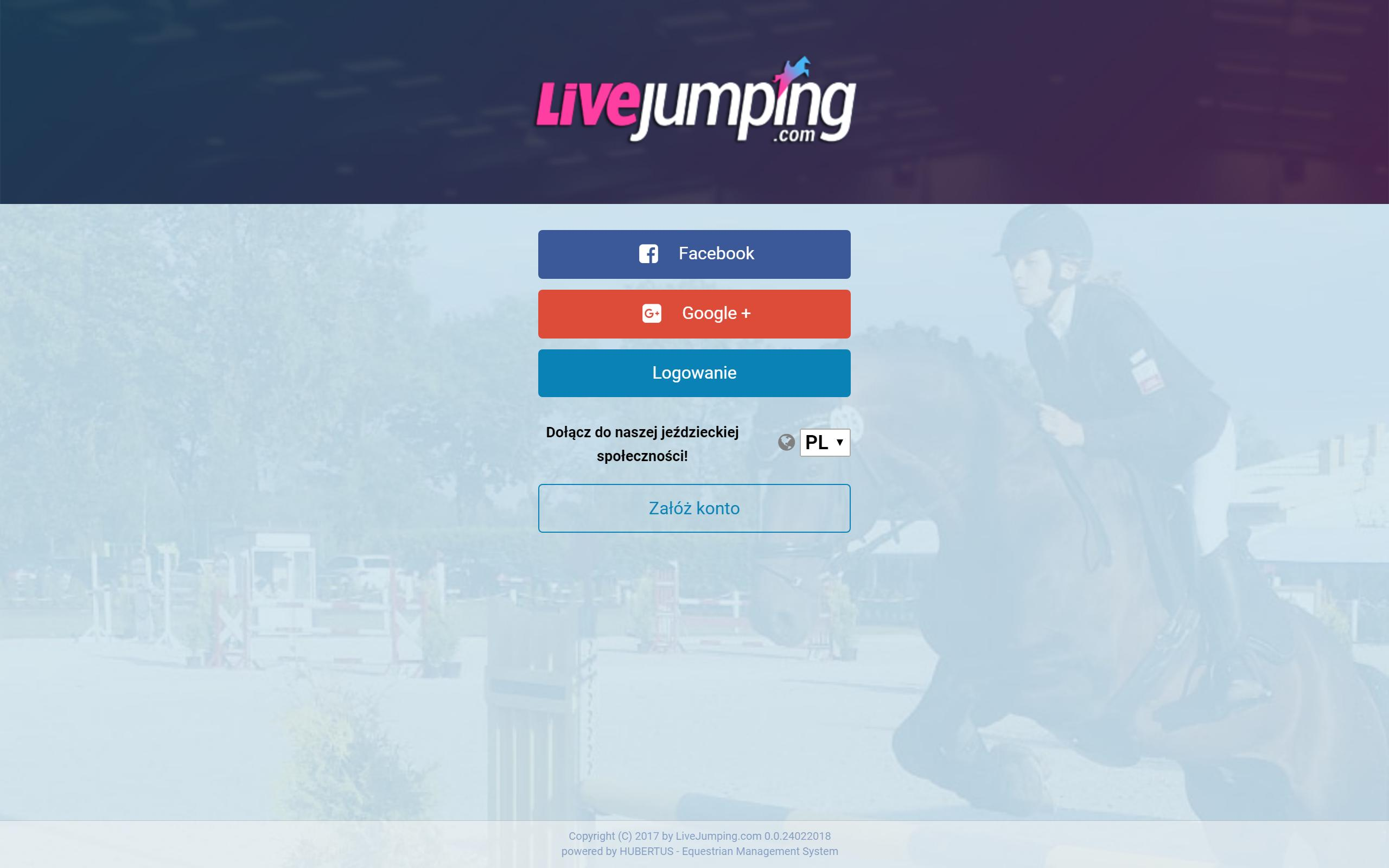 LiveJumping.com poster