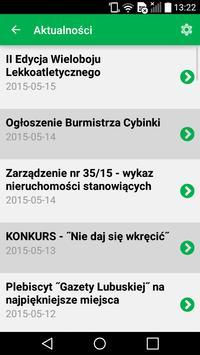 Cybinka screenshot 2